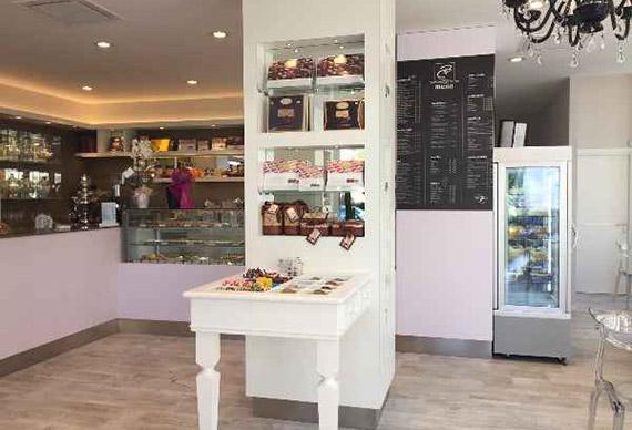 realizzazione arredamenti per gelaterie e pasticcerie