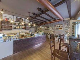 Arredamenti spazi commerciali progettazione e for Negozi arredamento vintage milano