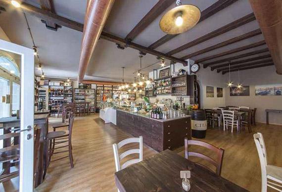 Rosticceria siciliana dwg progetti arredamento for Arredamento pizzeria moderno